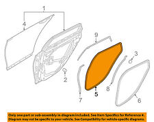 83130B1000 Hyundai Wstrip assyrr dr side lh 83130B1000