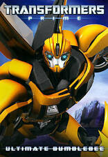 Transformers Prime: Ultimate Bumblebee (DVD, 2014)