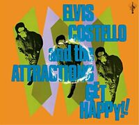 Elvis Costello and The Attractions - Get Happy [CD]
