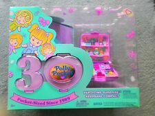 Partytime surprise polly pocket bluebird 30eme anniversaire collector avec perso