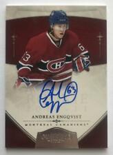 (HCW) 2010-11 Dominion Rookie Signatures Andreas Engqvist Auto 46/199 07601