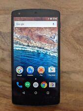 LG Google Nexus 5 32GB - schwarz (Ohne Simlock) Smartphone