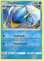 Pokemon SM Forbidden Light Card: Clawitzer - 26/131 - Rare
