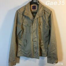 "Mens Ted Baker Brown/Khaki Casual Jacket P-P22"" L23"" A27"""