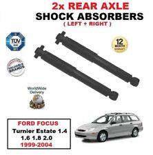 Hinterachse Stoßdämpfer für Ford Focus Turnier Kombi 1.4 1.6 1.8 2.0 1999-04