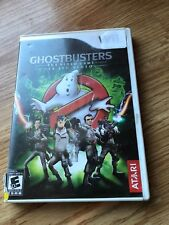 Ghostbusters The Video Game Nintendo Wii Cib XP3