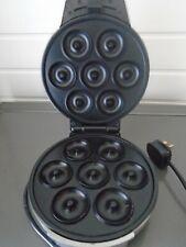 BELLINI BUBBLE Waffle Maker Elettrica perfettamente funzionante usato