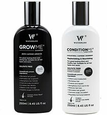 Hair Growth Shampoo and Conditioner by Watermans - Combo Pack