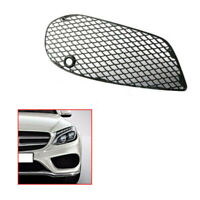 Left Front Bumper Fog Lamp Decorative Cover Fit For Mercedes Benz W205