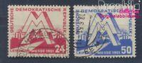 DDR 282-283 Bedarfsstempel gestempelt 1951 Leipziger Frühjahrsmesse (8358088