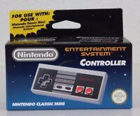 Nintendo Classic Mini Controller - original Neu OVP NES
