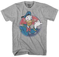 Vote Donald Duck American Tee Disneyland World Funny Adult Mens Graphic T-shirt