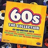 60s The Collection Various Artists 3 CD Digipak NEW