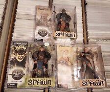 McFarlane Toys - Spawn Viking Age Valkerie R3, Dark Raider, Dark Raider R3 NIB
