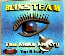 Bliss Team - You Make Me Cry - CDM - 1995 - Italodance 4TR Jeffrey Jey