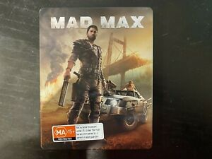 Mad Max Steelbook - XBOX ONE Game As New