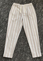 Brand New Reiss 'Morris' Pleat Front Trousers RRP £135