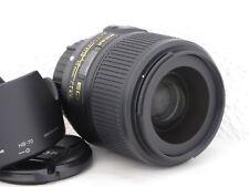 Nikon Nikkor AF-S 35mm f1.8 G ED FX/Vollformat Festbrennweite Objektiv
