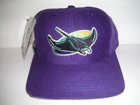 Tampa Bay Devil Rays Inaugural Season 1998 Strap back NEW Hat Logo Athletic  MLB