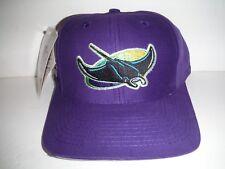 Tampa Bay Devil Rays Inaugural Season 1998 Strap back NEW Hat Logo Athletic  MLB 094208a4791b