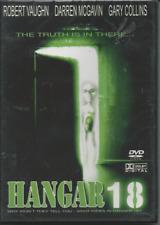 HANGAR 18 ROBERT VAUGHN DARREN MCGAVIN SCI-FI CLASSIC RARE DVD NEW SEALED