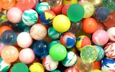20 x GUMMIBALL GUMMIBÄLLE Flummi Flummis Ball Sonderposten Geburtstag ca.20 mm