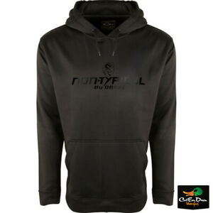 DRAKE NON TYPICAL MIDWEIGHT BLACKOUT PERFORMANCE HOODIE WITH AGION ACTIVE XL