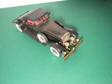 Oldtimer voiture miniature, 9 V Radio en forme de oldtimers 1931 Classic