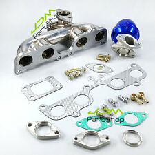 Turbo Manifold +38mm wastegate F38 for toyota Tacoma Hilux 4Runner 3RZ-FE 2.7L