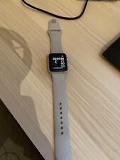 Apple Watch Series 3 38mm Silver Aluminium Case (GPS + Cellular)