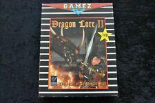Dragon Lore II PC Big Box Gamez Classic