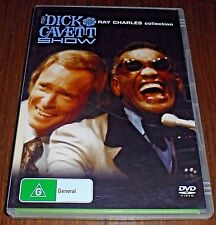 THE DICK CAVETT SHOW - RAY CHARLES COLLECTION -2 DVD SET- (REGION 4)
