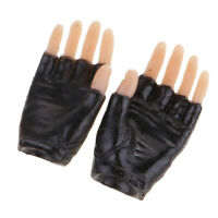 1//6 Scale Dragon DML Action Figure Fingerless Tactical Gloved Hands LOT  5 PAIRS