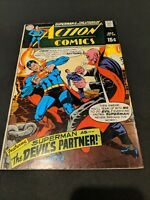 Action Comics #378-1969 Superman Legion Of Super-Heroes Neal Adams