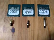 Ball Puller, Fouling scraper and Jag, 45 Caliber  by Treso, Muzzleloading  USA
