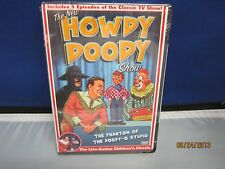 THE NEW HOWDY DOODY SHOW DVD, New Sealed NBO Go back in time. Kids will luv it!