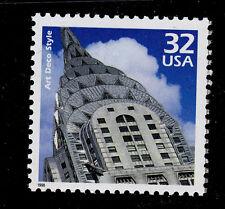 United States Scott# 3184j Mnh Chrysler Building