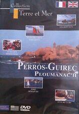 22061 // COLLECTION TERRE ET MER  PERROS GUIREC PLOUMANAC'H DVD NEUF