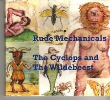(DW16) Rude Mechanicals, The Cyclops And The Wildebeast - DJ CD