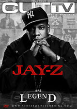 CUT TV PRESENTS: JAY-Z - I AM LEGEND (DVD)