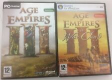 Age of Empires 3 + Extension The War Chiefs PC
