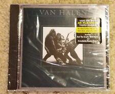 VAN HALEN - Women And Children First - Brand New Remastered CD
