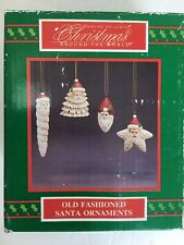 Christmas Around The World House Of Lloyd Ornaments Old Fashioned Santas (4)