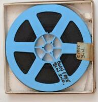 Columbia Super 8 Sound  B&W  Movie - Born Free