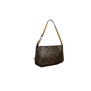 Louis Vuitton LV Monogram Pochette access Soir M51980 Used OR 4-81-F33