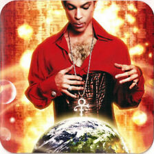 PRINCE - PLANET EARTH - NEW SEALED O2 ARENA TICKET HOLDERS PROMO CD (2007)