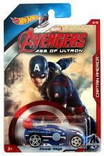 2015 Hot Wheels Marvel Avengers Age of Ultron #2 Captain America Power Rage