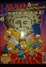 MAD SPECIAL ( 3 ) -  DIE SIMPSONS + POSTER - DINO VERLAG 2001 - TOP