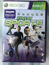 Kinect Sports Microsoft Xbox 360 Video Game Complete