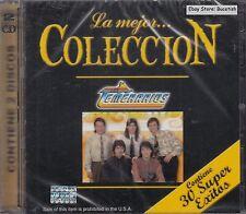 Los Temerarios La Mejor Coleccion 30 Exitos 2CD Nuevo Sealed